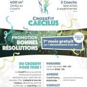 CrossFit-CAECILUS-flyer-promotion-bonne-resolutions-Albi-2018